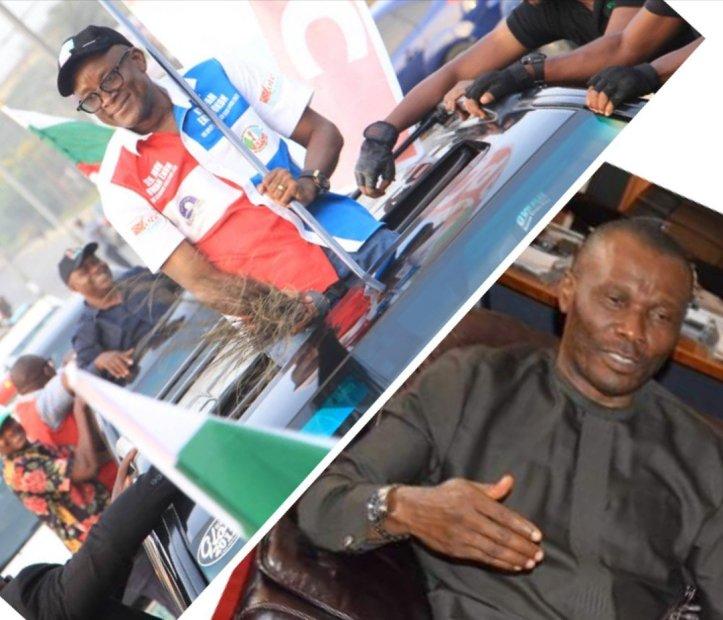Abuja Court of Appeal Finally Upholds John Owan Enoh as APC